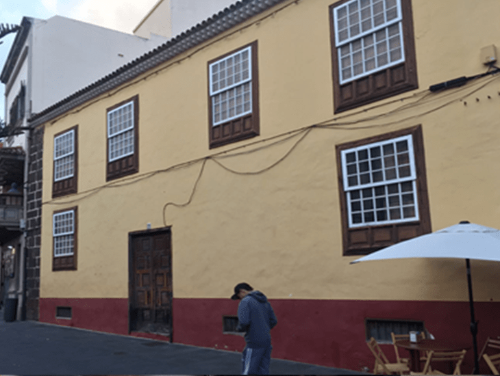 01 Casa tradicional La Laguna